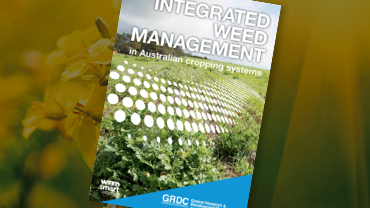 Online manual by GRDC to check latest research & weed management tactics.