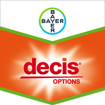 Decis® Options Insecticide product by Bayer