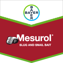 Mesurol® Snail & Slug Bait product by Bayer