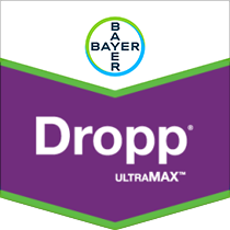 Dropp UltraMax brand tag