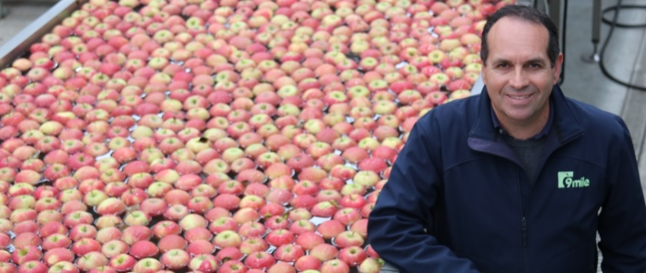 Fungicide use to protect apple varieties - Tony Kundert