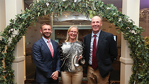 Congratulations Tom and Charm Arnott, recipients of the Bayer Cotton Grower of the Year Award 2019