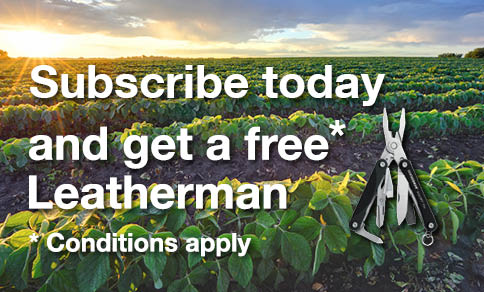 Sign up and get a free Leatherman